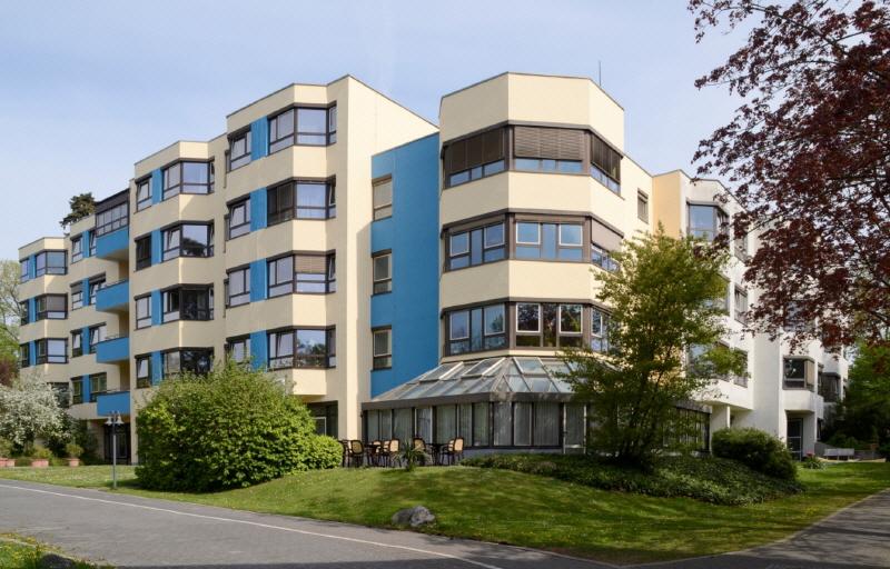 """Das neue Alten- und Pflegeheim """"Haus Luise"""