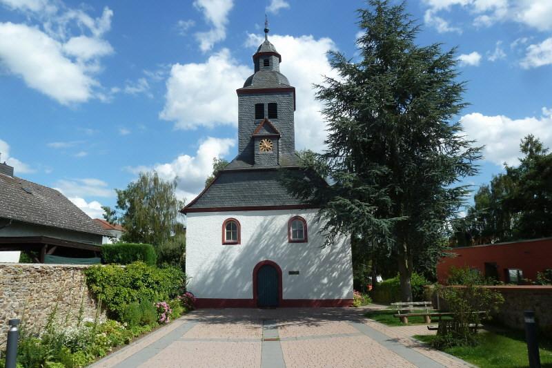 Die Waldenserkirche in Dornholzhausen