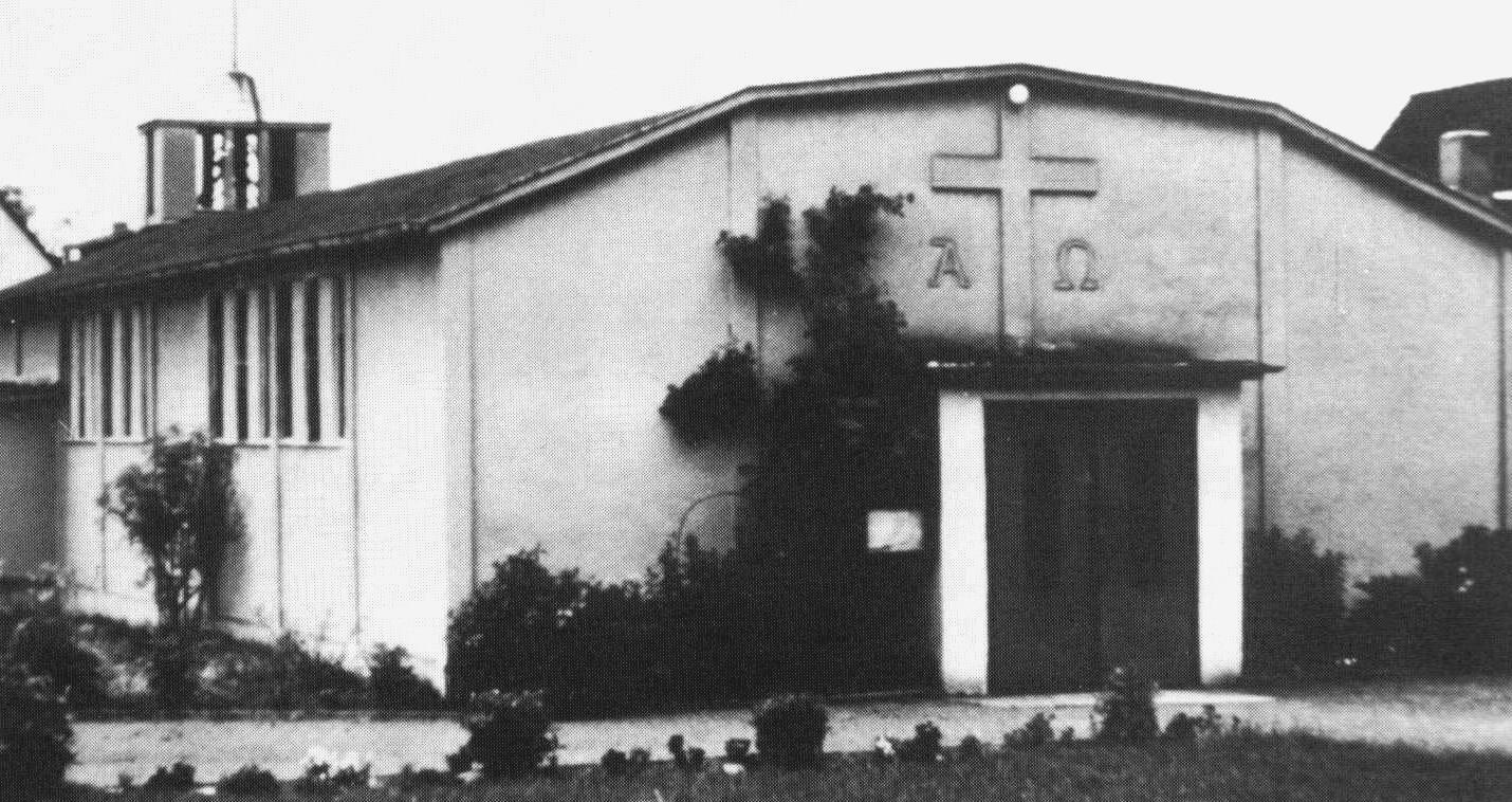 Die St. Hedwigskapelle in Dornholzhausen