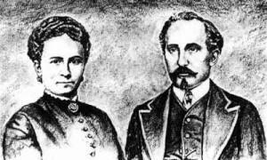 Ehepaar Sophie und Adam Opel