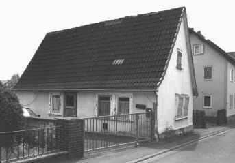 Typisches Waldenserhaus