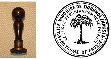 Siegel von 1866