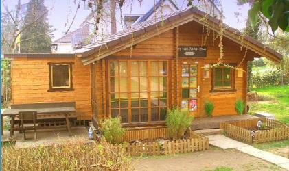 Pfadfinderhütte